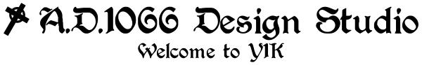 A.D.1066 Design Studio